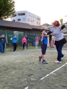 テニスコーチ限定復活