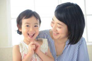ママと女の子